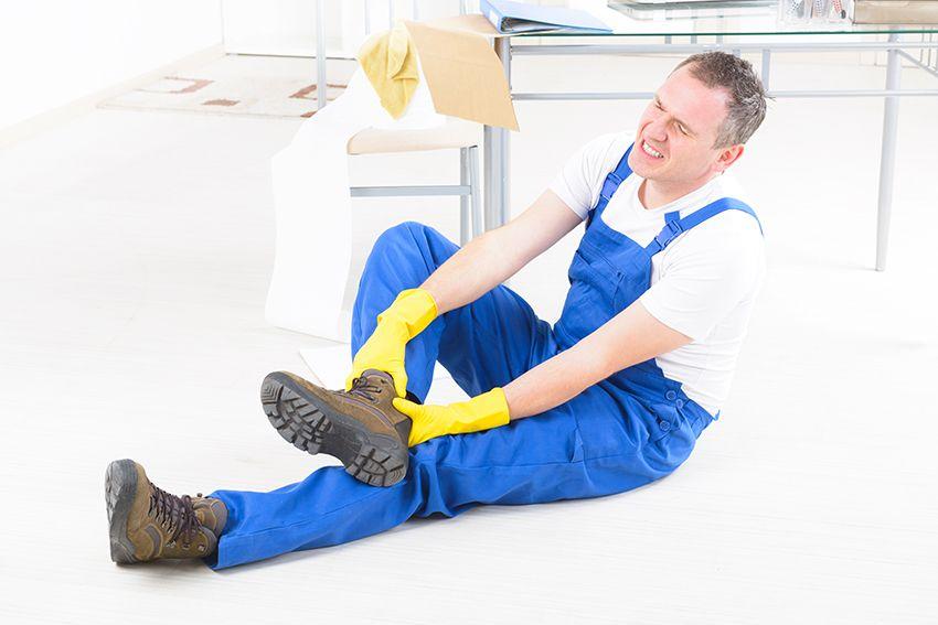 work injuries