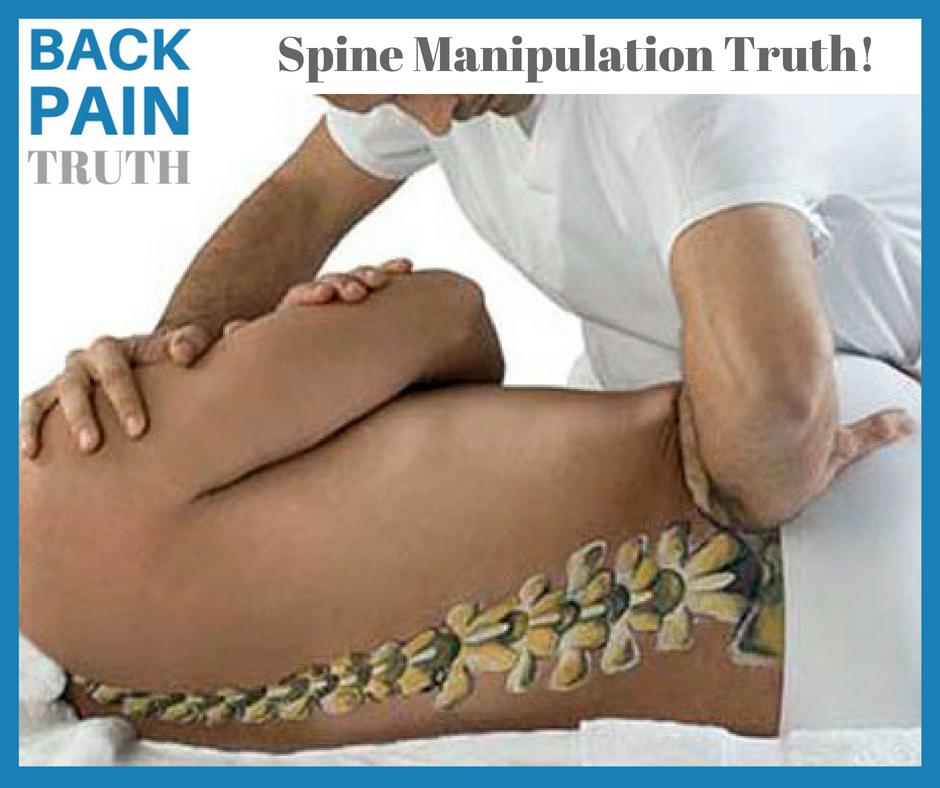 spine manipulation